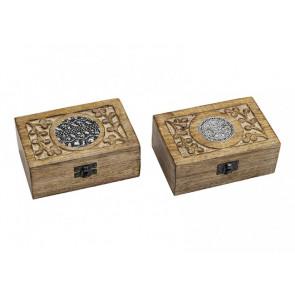 Šperkovnice 15x6x10cm