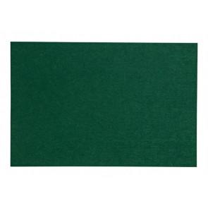 Prostírání zelené filcové