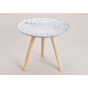 Dřevěný stolek  40x37x40cm