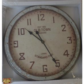 Hodiny kulaté Old Town Clocks 62cm
