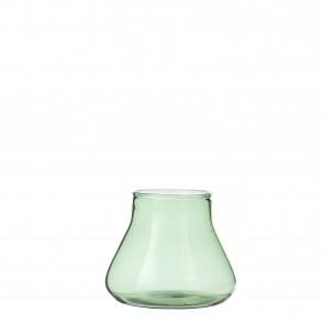 Skleněná váza Calais