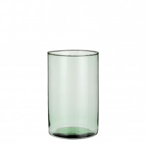 Skleněná váza Anabella zelená