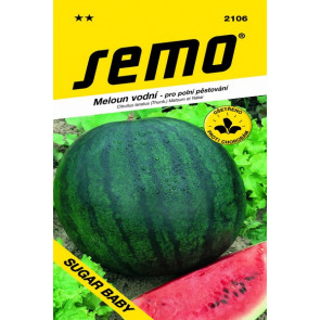 Meloun vodní SUGAR BABY 0,6g