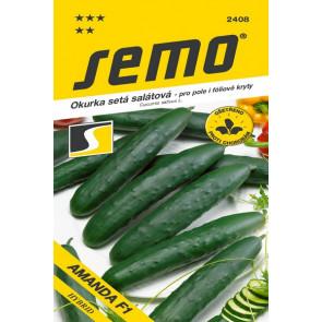 Okurka salátová - AMANDA F1 1,3g
