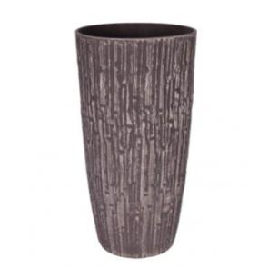 Váza Caval bruin 27x50 cm