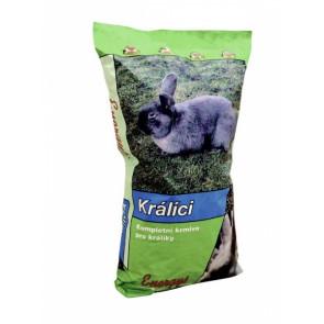 Krmivo pro králíky Klasik Forte 25kg
