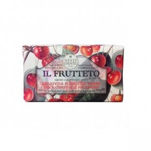 Dárkové mýdlo- Višeň a borůvky 250g