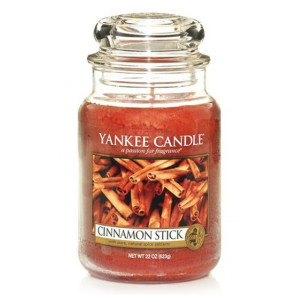 YANKEE CANDLE Classic velký - Cinnamon stick 625g