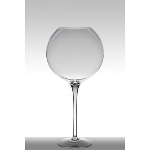 Skleněná váza  Glenn H60 D16 mid. D 29,5