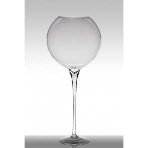 Skleněná váza  Glenn H80 D19 mid. D 35