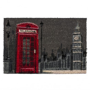 Kokosová rohožka barevná LONDÝN 40x60 cm