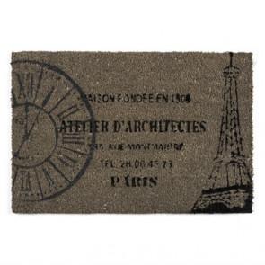 Kokosová rohožka PAŘÍŽ 40x60 cm