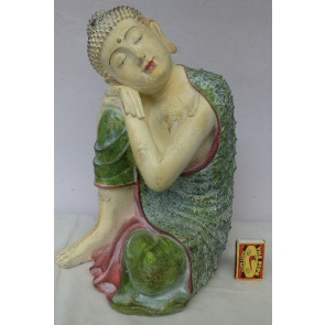 Buddha barevný