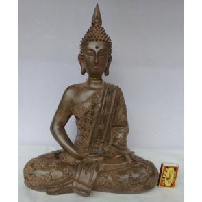 Buddha sedící 40cm