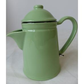 Čajová konvice 19x10x17cm - 0,6l zelená