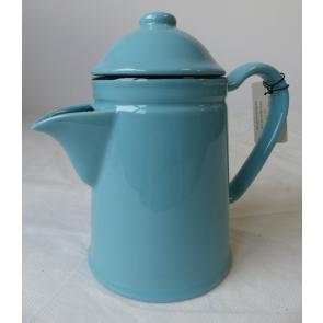 Čajová konvice 19x10x17cm 0,6l modrá