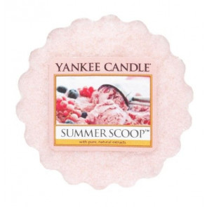 YANKEE CANDLE vosk - SUMMER SCOOP 22g