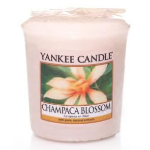 YANKEE CANDLE votivní svíčka - Champaca Blossom 50g