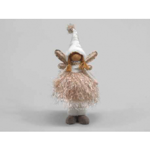 Figurka Anděl stojící 28cm