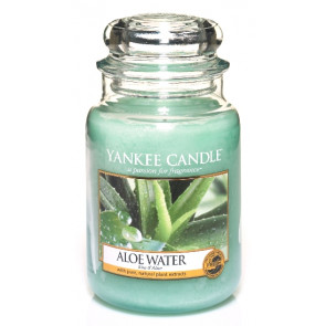 YANKEE CANDLE Classic velký - Aloe Water 625g