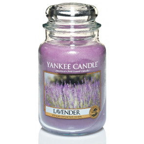 YANKEE CANDLE Classic velký - Lavender 625g