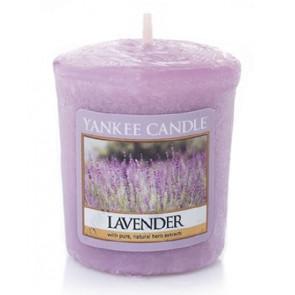 YANKEE CANDLE votivní svíčka - Lavender 50g