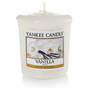 YANKEE CANDLE votivní svíčka - Vanilla 50g