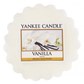 YANKEE CANDLE vosk - VANILLA 22g