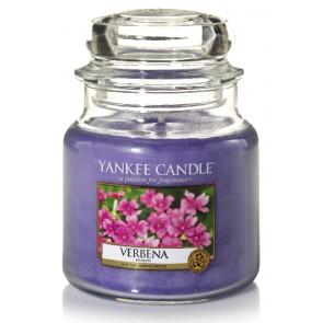 YANKEE CANDLE Classic střední - Verbena Classic 411g