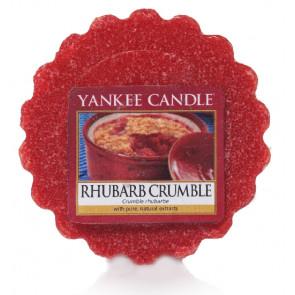 YANKEE CANDLE vosk - RHUBARB CRUMBLE 22g