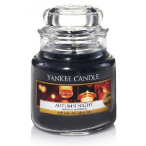 YANKEE CANDLE Classic malý - Autumn Night