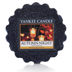 YANKEE CANDLE vosk - Autumn night 22g