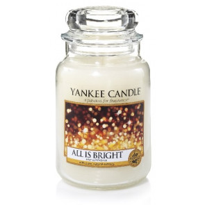 YANKEE CANDLE Classic velký - All is Bright 625g