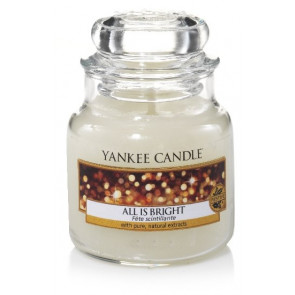 YANKEE CANDLE Classic malý - All is Bright
