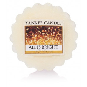 YANKEE CANDLE vosk - All is Bright 22g
