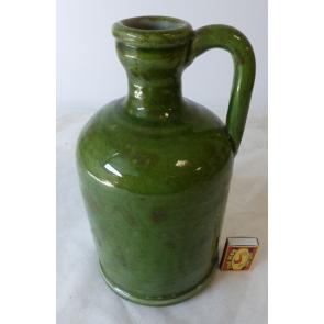 Džbán zelený 26cm keramický