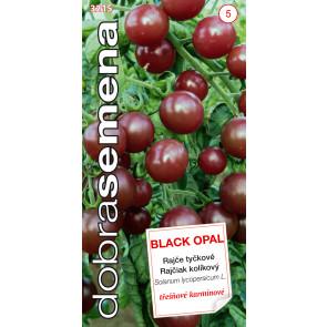 Dobrá semena  Rajče tyčkové - BLACK OPAL