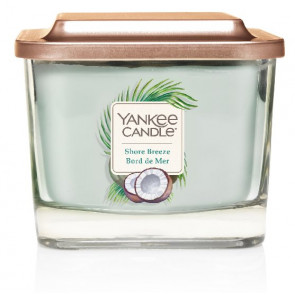 YANKEE CANDLE vonná svíčka -Shore Breeze 3 knoty