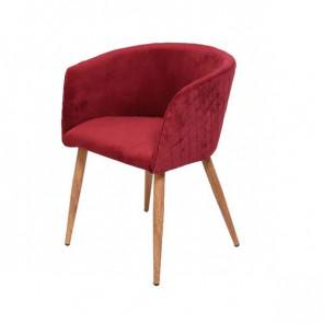 Dekorace Jídelní židle 57x55x76cm
