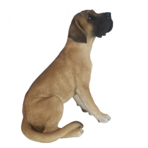Polyresin Doga německá 53x43x34cm