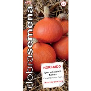 Dobrá semena Tykev plazivá - Hokkaido 1,5g