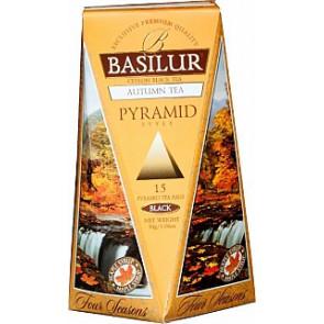 BASILUR Four Season Autumn Pyramid 15x2g