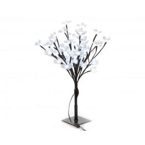 Rozkvetlý strom - led světýlka, bílá 180 cm