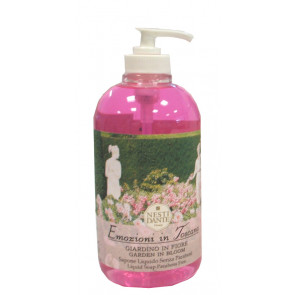 Dárkové tekuté mýdlo - Rozkvetlá zahrada 500ml