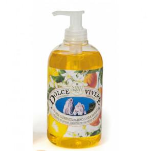 Dárkové tekuté mýdlo - Dolce vivere-CAPRI 500ml