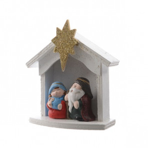 Betlém dvě figurky