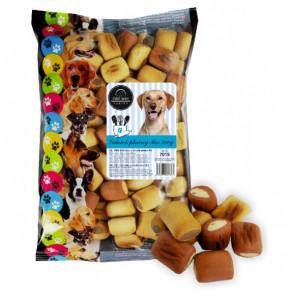 FINE DOG Bakery Váleček plněný Mix 500g