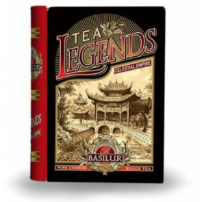 BASILUR Book Legends Celestial Empire plech 100g