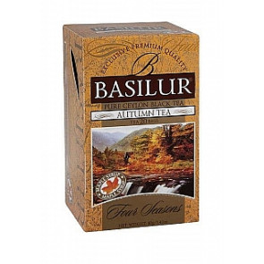 BASILUR Four Season Autumn Tea přebal 20x2g