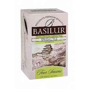 BASILUR Four Season Spring Tea přebal 20x1,5g